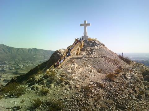 Mt Cristo Rey El Paso