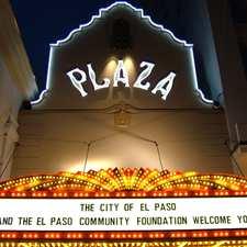 Plaza Theater El Paso