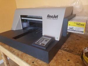 el paso screen printing